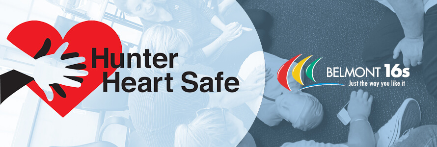 Free CPR Training with Hunter Heart Safe
